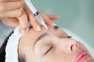 Injectable Therapies Like BOTOX in our Med Spa